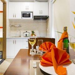 Maple Leaf Hotel & Apartment 4* Люкс
