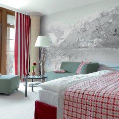 Отель A-ROSA Kitzbühel 5* Представительский номер с различными типами кроватей