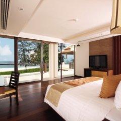 Отель Movenpick Resort Bangtao Beach Phuket 5* Люкс с бассейном и двумя спальнями с различными типами кроватей