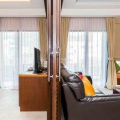 Отель Nipa Resort 4* Люкс с разными типами кроватей фото 3