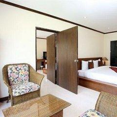 Отель Andaman Seaside Resort 3* Вилла Делюкс с различными типами кроватей