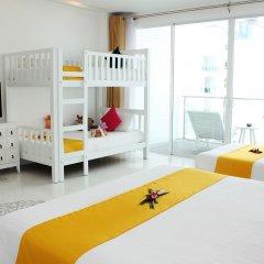 Отель The Old Phuket - Karon Beach Resort 4* Стандартный номер с разными типами кроватей фото 2