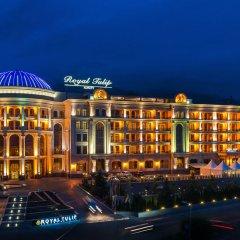 Гостиница Royal Tulip Almaty фасад