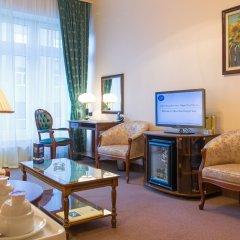 Марко Поло Пресня Отель 4* Люкс разные типы кроватей