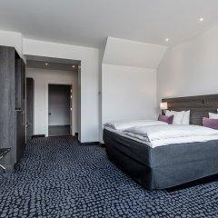 Mercur Hotel 3* Номер Делюкс с различными типами кроватей фото 2