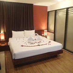 Отель PGS Hotels Patong 3* Стандартный номер с различными типами кроватей
