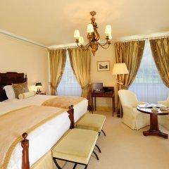 Отель Tivoli Palácio de Seteais 5* Номер Делюкс разные типы кроватей