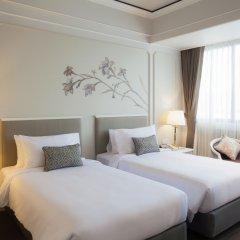 Metropole Hotel Phuket 4* Улучшенный номер с разными типами кроватей
