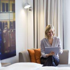 Отель Novotel Nuernberg Centre Ville 4* Стандартный номер разные типы кроватей