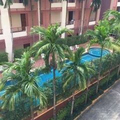 Отель S.B. Living Place открытый бассейн