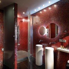 Отель Eurostars BCN Design 5* Стандартный номер с различными типами кроватей фото 6