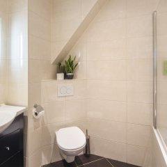 Отель Sint Nicolaas Нидерланды, Амстердам - 1 отзыв об отеле, цены и фото номеров - забронировать отель Sint Nicolaas онлайн ванная