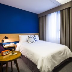 Hotel Denim Seoul 3* Номер Делюкс с различными типами кроватей