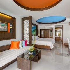 Отель Naina Resort & Spa 4* Номер категории Премиум с различными типами кроватей фото 7