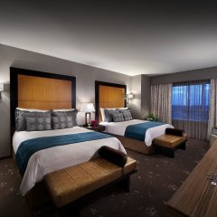 Seminole Hard Rock Hotel and Casino 4* Номер Делюкс с различными типами кроватей