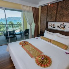 Отель The Bliss South Beach Patong комната для гостей фото 4