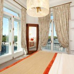 Hotel Regina Louvre 5* Семейный люкс с различными типами кроватей