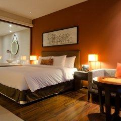 Отель Crowne Plaza Phuket Panwa Beach 5* Стандартный номер с различными типами кроватей фото 6