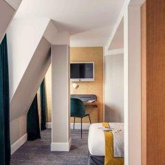 Отель Mercure Paris Opéra Garnier 4* Стандартный номер с различными типами кроватей