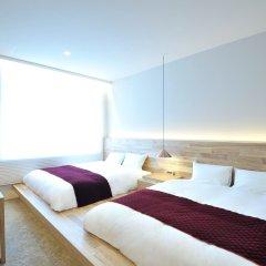 hotel androoms Osaka Hommachi 3* Улучшенный номер с различными типами кроватей