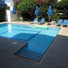Отель Rododafni Villas 3* Вилла с различными типами кроватей
