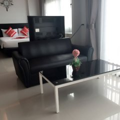 Отель PJ Patong Resortel жилая площадь