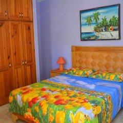 Отель Parco del Caribe 3* Улучшенные апартаменты с различными типами кроватей