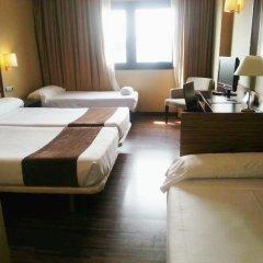 Отель Aparthotel Attica 21 Vallés 3* Стандартный номер с различными типами кроватей