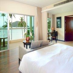 Отель Crowne Plaza Phuket Panwa Beach 5* Стандартный номер с различными типами кроватей
