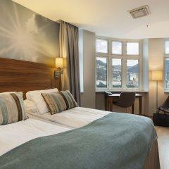 Отель Scandic Byparken 4* Улучшенный номер