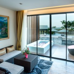 Отель Chalong Chalet Resort & Longstay комната для гостей фото 11