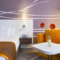 Отель Holiday Inn Amsterdam 4* Стандартный номер фото 4