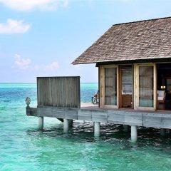 Отель Gangehi Island Resort 4* Вилла Делюкс с различными типами кроватей фото 3