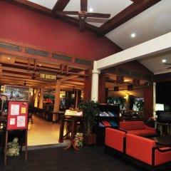 Отель Hyton Leelavadee Phuket лобби фото 2
