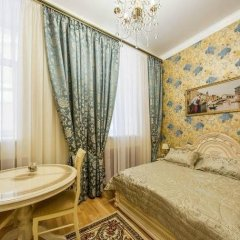 Мини-отель La Scala Народная Номер Делюкс с различными типами кроватей