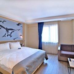 Отель Ramada Istanbul Old City 4* Представительский номер с различными типами кроватей