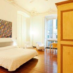 Отель Residenza D'Epoca di Palazzo Cicala 4* Стандартный номер с двуспальной кроватью