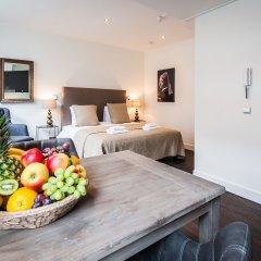 Апартаменты East Quarter Apartments Студия с различными типами кроватей