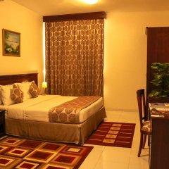 Отель Al Maha Regency 3* Студия с различными типами кроватей