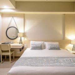 Отель Krabi La Playa Resort 4* Номер Делюкс с различными типами кроватей