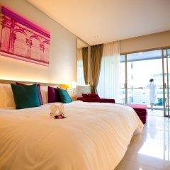 Отель The Kee Resort & Spa 4* Номер Делюкс с двуспальной кроватью