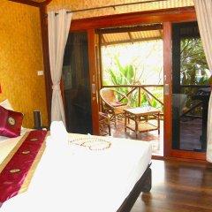 Отель Baan Sukreep Resort 3* Бунгало с различными типами кроватей