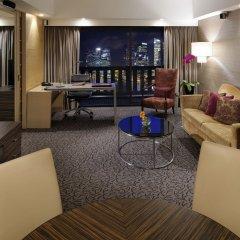 Отель PARKROYAL COLLECTION Marina Bay 5* Люкс фото 4