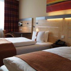 Отель Holiday Inn Express Berlin City Centre-West 3* Стандартный номер с различными типами кроватей фото 4