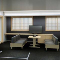 Отель Mimaru Tokyo Hatchobori Улучшенные апартаменты с различными типами кроватей