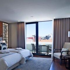 TURIM Saldanha Hotel 4* Стандартный номер с 2 отдельными кроватями