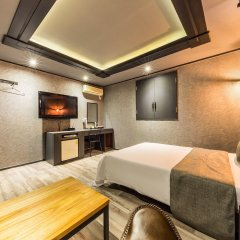 Отель Seolleung BedStation 2* Стандартный номер с различными типами кроватей