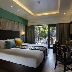 Patong Merlin Hotel 4* Номер Делюкс с различными типами кроватей