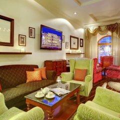 Гостиница Radisson Royal лобби