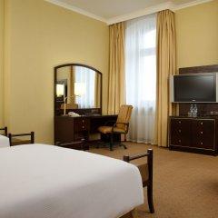 Гостиница Hilton Москва Ленинградская 5* Полулюкс с различными типами кроватей фото 3